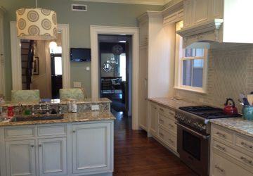 Boston South End Kitchen Renovation