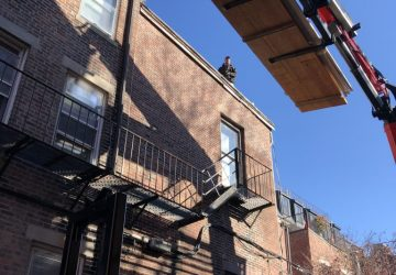 Boston South End Condo Renovation