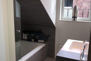 Boston South End Bathroom Renovation